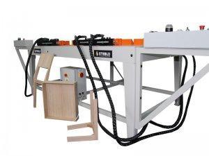 Prasa hydrauliczna montażowa stołowa 2