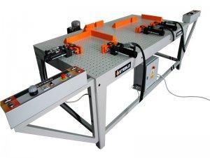 Prasa hydrauliczna montażowa stołowa 1