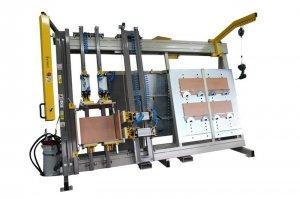 Prasa montażowa Typ PM do szuflad, skrzyń, korpusów, głośników 2