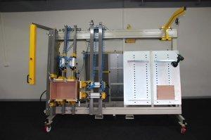 Prasa montażowa Typ PM do szuflad, skrzyń, korpusów, głośników 4