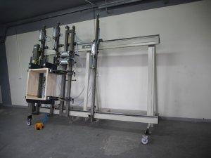 Prasa montażowa Typ PMJ 5