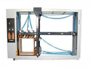 Prasa montażowa Typ PMK do korpusów meblowych 1