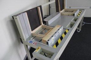 Prasa montażowa Typ PMK do krzeseł 1