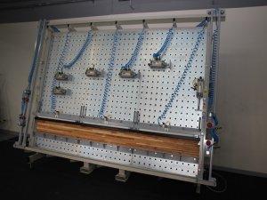 Prasa montażowa Typ PMO z płytą otworową 5