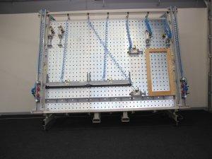 Prasa montażowa Typ PMO z płytą otworową 6