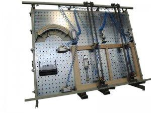 Prasa montażowa Typ PMO z płytą otworową 1