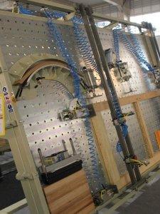 Prasa montażowa Typ PMO z płytą otworową 2