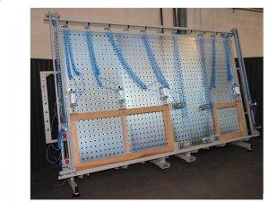 Prasa montażowa Typ PMO z płytą otworową 3