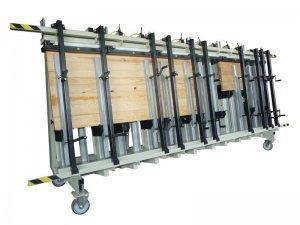 Prasa trapezowa Typ PTJ jednostronna 5